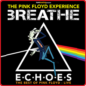 "*Rescheduled from Friday 20 March 2020**Following a run of sold out tours Breathe - The Pink Floyd Experience present ""Echoes – The Best of Pink Floyd LIVE"", an explosive live music experience showcasing the very best of Pink Floyd.Thursday 01 October 2021"