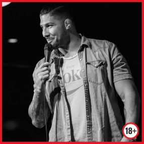 * Rescheduled from Wednesday 15 April, 2020American stand-up comic, podcast host and TV personality Brendan Schaub.Friday 23 April, 2021