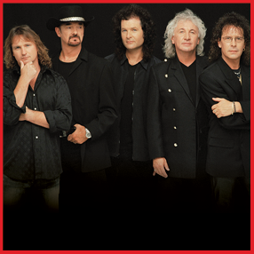 The great Country Rock Band Smokie return to Cork Opera House for one night only.Sunday 6th June 2021*Rescheduled from Friday 29 May 2020*