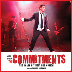 Roddy Doyle's The Commitments – the smash hit West End Musical – comes to Cork as part of a UK and Ireland Tour in 2021. Tuesday 13th – Saturday 17th April 2021