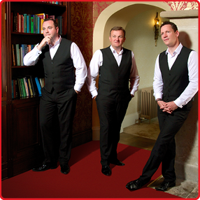 Irish Country legends The Three Amigos return to Cork Opera HouseMonday, 3 January, 2022 (Rescheduled from 4 Jan 2021)