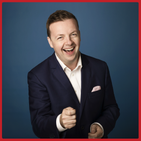 * RESCHEDULED FROM 20 SEPTEMBER 2020Impressionist Oliver Callan brings his award-winning Callan's Kicks comedy show to life on stage for the first time in five years.Sunday 26 September 2021