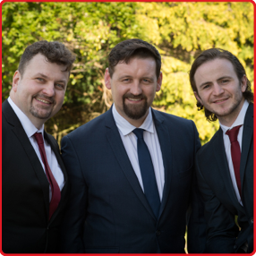 * Rescheduled from Saturday 21 March 2020. All tickets valid for new dateIreland's Greatest Voices The Three Tenors return for their annual Mother's Day special - a must-see concert of classic hits made famous by the likes of Sinatra, The Dubliners, Pavarotti.Saturday 13 March 2021