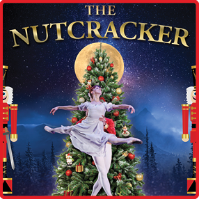 *Rescheduled from November 2020. All tickets valid for corresponding dates.Cork City Ballet, in association with the Cork Opera House and Benchmark International, presents The Nutcracker Thursday 4th – Saturday 6th November, 2021