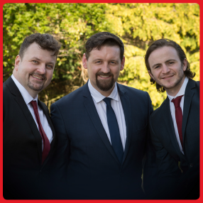 * Rescheduled from Saturday 21 March 2020. All tickets valid for new dateIreland's Greatest Voices The Three Tenors return for their annual Mother's Day special - a must-see concert of classic hits made famous by the likes of Sinatra, The Dubliners, Pavarotti.Saturday 19th February 2022